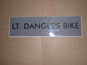 DANGLE'S BIKE