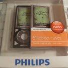 Philips iPod Nano 5G Case [Black]