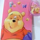 Winne the Pooh Notepad Set