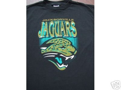 JACKSONVILLE JAGUARS youth size L(10) T-SHIRT true fan