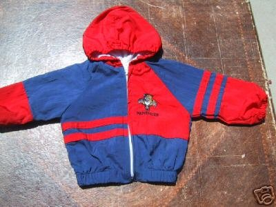 FLORIDA PANTHERS toddler 18 months JACKET hockey