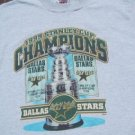 DALLAS STARS '99 Stanley Cup Champs YOUTH 10-12 T-SHIRT