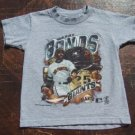 san francisco giants BARRY BONDS toddler size 4-5 T-SHIRT