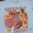 KOBE BRYANT los angeles lakers YOUTH L(10-12) T-SHIRT