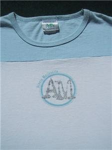 so cute ALANIS MORISSETTE youth girl's 5-6 T-SHIRT