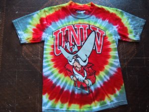 YOUTH S(6-8) T-SHIRT UNLV Runnin' Rebels tie-dyed