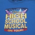 HIGH SCHOOL MUSICAL tour YOUTH L(10-12) T-SHIRT disney