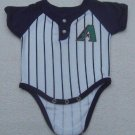 ARIZONA DIAMONDBACKS infant size 12 Months ONESIE