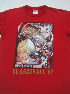 DRAGONBALL GT - dbz - YOUTH M(10-12) T-SHIRT