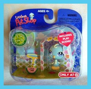 Littlest Pet Shop Target Exclusive Bluebird #406
