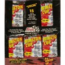 New! 1993 Winston Cup Finish Line Cards/Sealed Wax Case