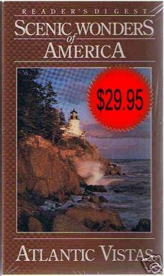 New! - Scenic Wonders of America - Atlantic Vistas