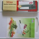 New! - Slitzer Genuine Santoku Knife & Cutting Board!
