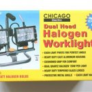 New! Dual Head Halogen Worklight