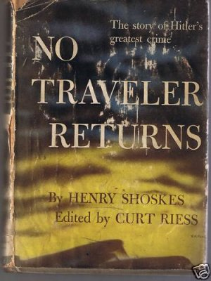 Vintage! - No Traveler Returns by Henry Shoskes (1945)