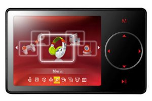 2GB MP3 / MP4 Video Player