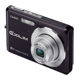 BRAND NEW - Casio EXILIM EX-Z8 Black 8.1MP Digital Camera