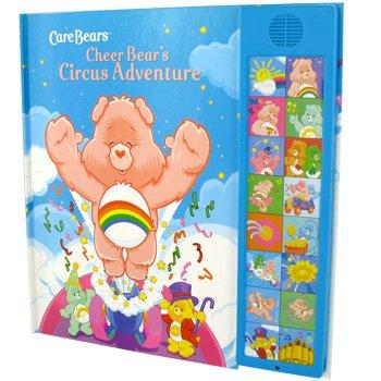 MEREDITH BOOKS® CAREBEARS CHEER BEARS CIRCUS ADVENTURE