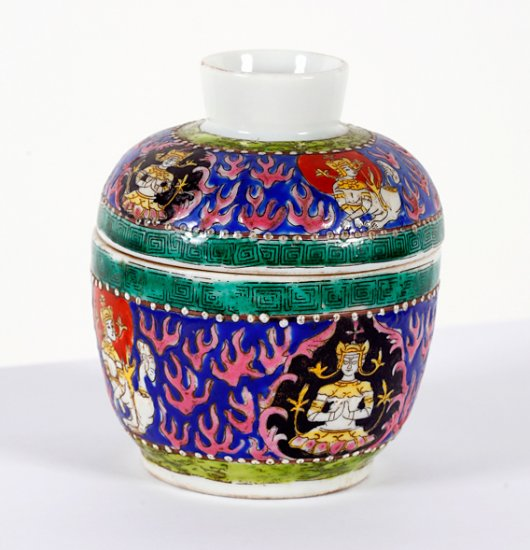 Untitled [Thailand jar], by artist unknown