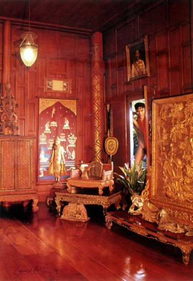 The Interior Suite I.2 (Thailand/Red Palace), by Lancelott