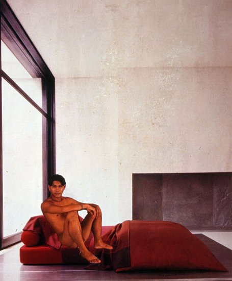 The Interior Suite XII.7 (Calvin Klein), by Lancelott