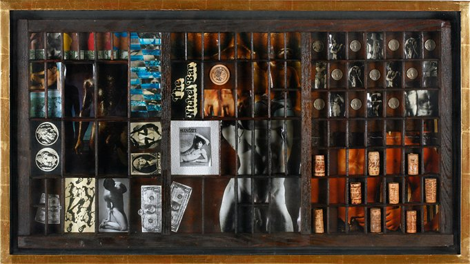 The Nickel Bar, by Lancelott