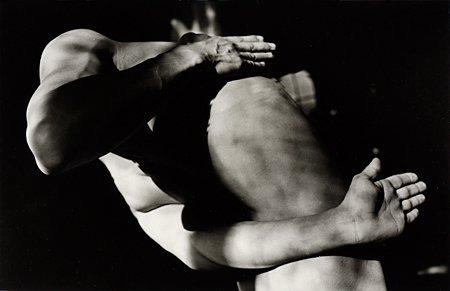 Dancer [2], by Ernestine Ruben