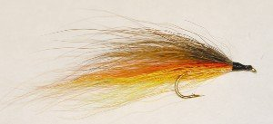 Little Brown Trout Bucktail