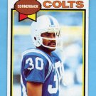 1979 Topps Football #171 Doug Nettles - Baltimore Colts