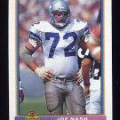 1991 Bowman Football #501 Joe Nash - Seattle Seahawks