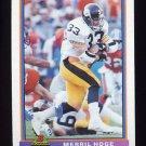 1991 Bowman Football #448 Merril Hoge - Pittsburgh Steelers