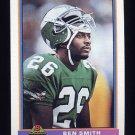 1991 Bowman Football #407 Ben Smith - Philadelphia Eagles