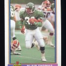 1991 Bowman Football #382 Blair Thomas - New York Jets