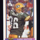 1991 Bowman Football #175 LeRoy Butler - Green Bay Packers