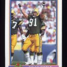 1991 Bowman Football #171 Brian Noble - Green Bay Packers