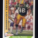 1991 Pacific Football #164 Shawn Patterson - Green Bay Packers