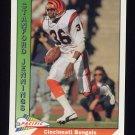 1991 Pacific Football #069 Stanford Jennings - Cincinnati Bengals