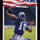 1992 All World Football #208 Dan McGwire - Seattle Seahawks