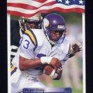 1992 All World Football #164 Roger Craig - Minnesota Vikings