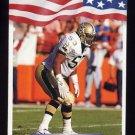 1992 All World Football #135 Vaughan Johnson - New Orleans Saints