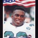 1992 All World Football #040 Tony Brooks RC - Philadelphia Eagles