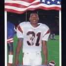 1992 All World Football #037 Darryl Williams RC - Cincinnati Bengals