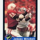 1992 Classic Football #55 Johnny Mitchell - New York Jets