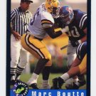 1992 Classic Football #32 Marc Boutte - Los Angeles Rams