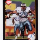 1992 Collector's Edge Football #057 Ray Childress - Houston Oilers