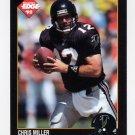 1992 Collector's Edge Football #001 Chris Miller - Atlanta Falcons