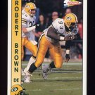 1992 Pacific Football #425 Robert Brown - Green Bay Packers