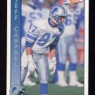 1992 Pacific Football #414 Jeff Campbell - Detroit Lions