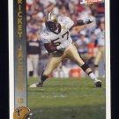 1992 Pacific Football #205 Rickey Jackson - New Orleans Saints