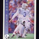 1992 Pacific Football #128 Rohn Stark - Indianapolis Colts